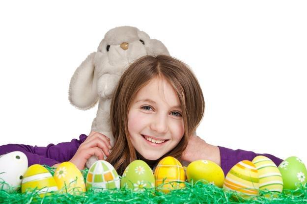 Nie dla wszystkich dzieci tegoroczna Wielkanoc będzie równie wesoła. /© Panthermedia