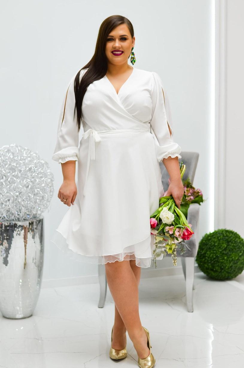 Nie istnieją zasady, które określałyby wymogi weselnego ubioru /materiały promocyjne