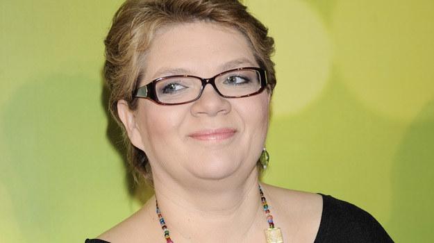 Nie jestem pomnikiem, tylko zwykłą kobietą - wyznaje Dorota Zawadzka / fot. Jarosław Antoniak /MWMedia