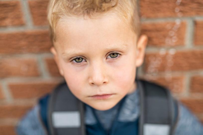 Nie każde dziecko powie o swoich lękach /123RF/PICSEL