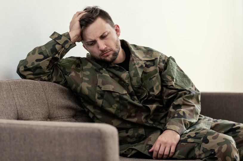 Nie każdy może być w wojsku /©123RF/PICSEL