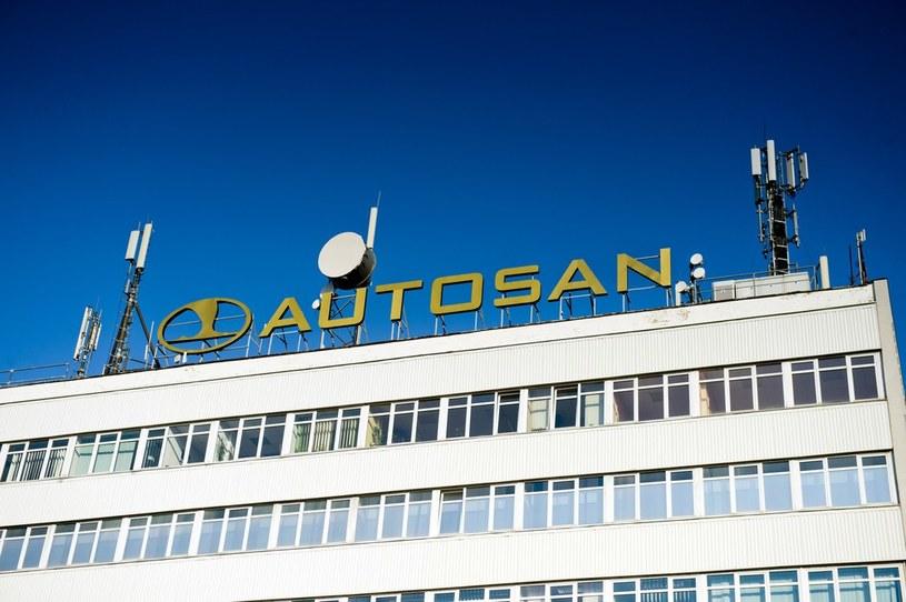 Nie ma chętnych na zakup Autosana /Piotr Tracz /Reporter