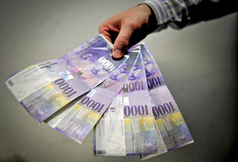 """Nie ma czegoś takiego jak """"sytuacja frankowiczów"""". Każdy kredyt walutowy jest inny /Fot. Piotr Kamionka /Reporter"""