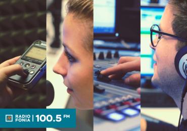 Nie ma lepszej szkoły dla radiowca! Dołącz do ekipy Radiofonii!