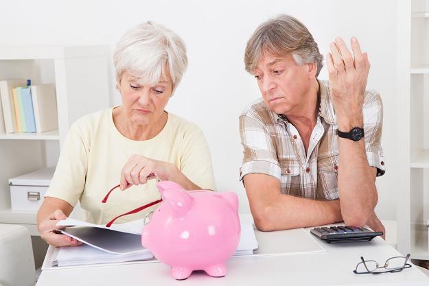 Nie ma składek na ZUS, bo emerytury finansowane są z podatków /©123RF/PICSEL
