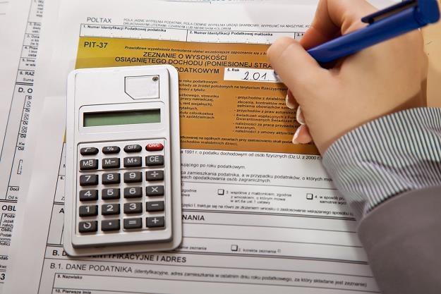 Nie ma szans na podwyżkę kwoty wolnej od podatku w przyszłym roku /©123RF/PICSEL