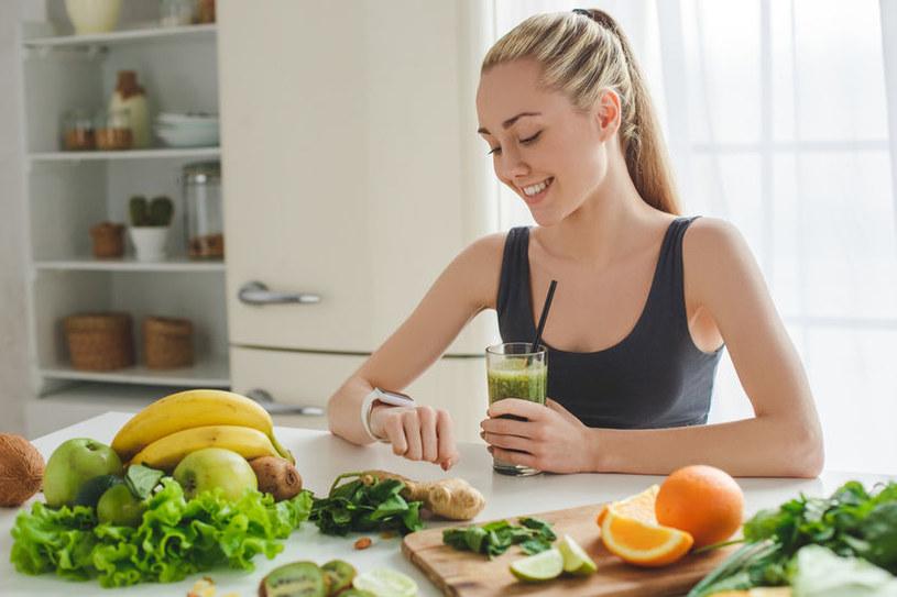 Nie ma zdrowszych soków niż warzywne /123RF/PICSEL