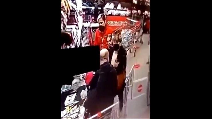 Nie miał maseczki, uderzył kobietę w twarz /Twitter