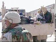 Nie milknie skandal z torturowaniem irackich więźniów /RMF