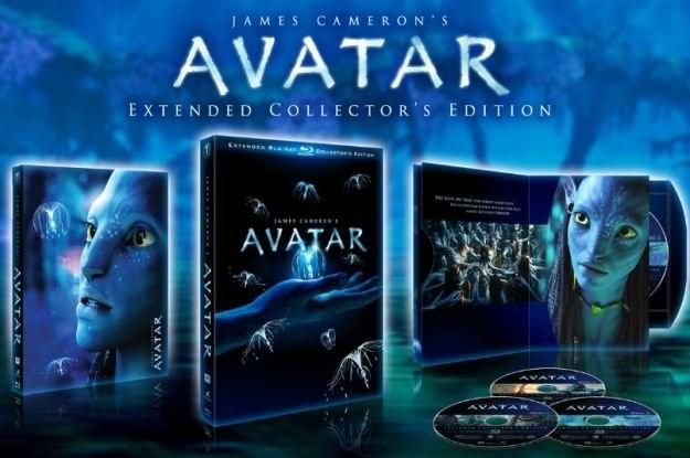 """Nie minął rok od premiery, a Cameron zarabia na """"Avatarze"""" jak się tylko da /HDTVmania.pl"""