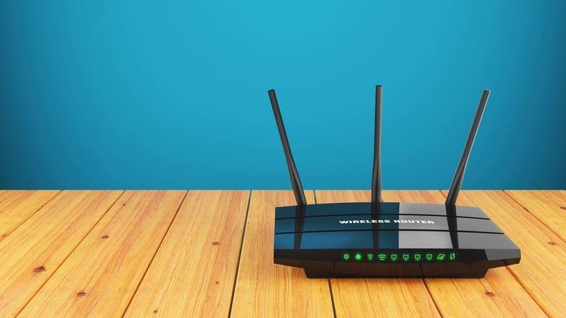 Nie można lekceważyć zabezpieczeń routerów Wi-Fi /123RF/PICSEL
