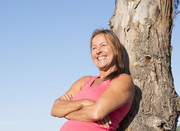 Nie musisz cierpieć z powodu menopauzy /123RF/PICSEL