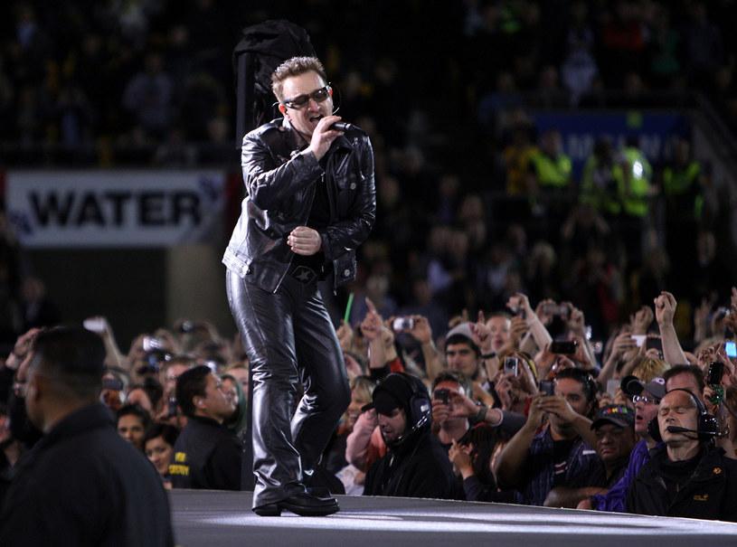 Nie myślałem o karierze piosenkarza - przyznaje Bono  /Getty Images/Flash Press Media