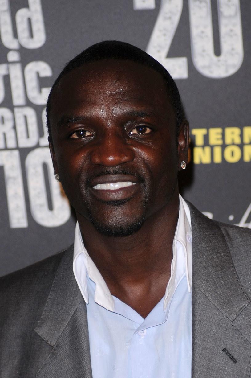 Nie od dziś wiadomo, że Akon ma słabość do Polek  /Getty Images/Flash Press Media