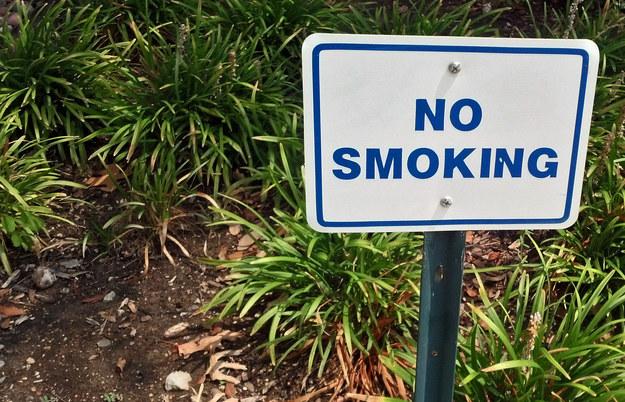 Nie pal papierosów /American Heart Association /Materiały prasowe