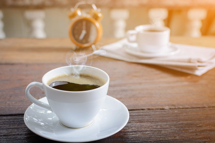 Nie pij kawy na czczo /©123RF/PICSEL