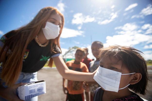 Nie podano powodów, dla których zakazano działalności MSF na terenach, gdzie chorzy są niemal całkiem pozbawieni dostępu do placówek medycznych /Joedson Alves /PAP/DPA