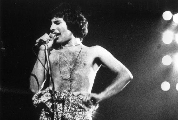 Nie powstrzymasz Freddiego Mercury'ego (Queen) fot. Gary Merrin /Getty Images/Flash Press Media