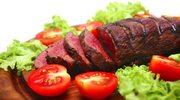Nie przesadzaj z czerwonym mięsem