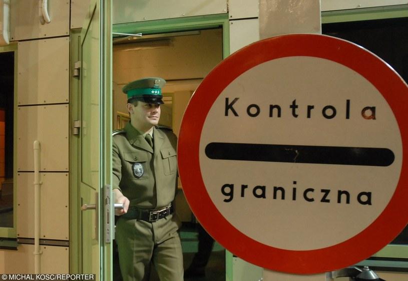 Nie przwyrócono kontroli na granicach zewnętrznych /Michał Kość /Reporter