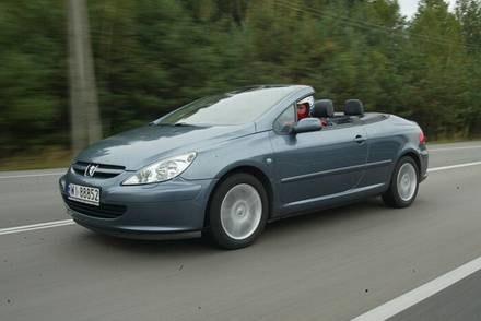 (Nie)rajdowy kabriolet /INTERIA.PL