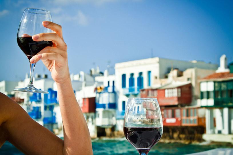 Nie sposób skosztować wszystkich smaków Grecji w kilka dni... /123RF/PICSEL