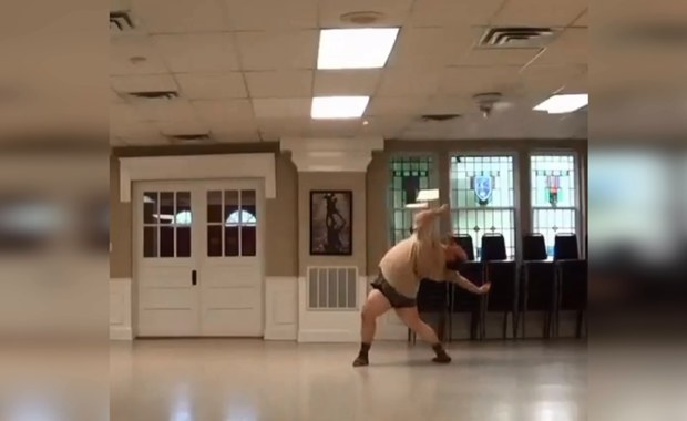 Nie trzeba być szczupłym, żeby tańczyć jak baletnica