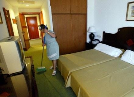 Nie trzeba sprzątać i gotować - to głóne zalety mieszkania w motelu /AFP