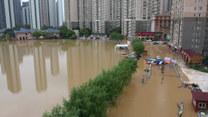 Nie tylko Europa walczy ze skutkami nawałnic. Wielka powódź nawiedziła też Chiny