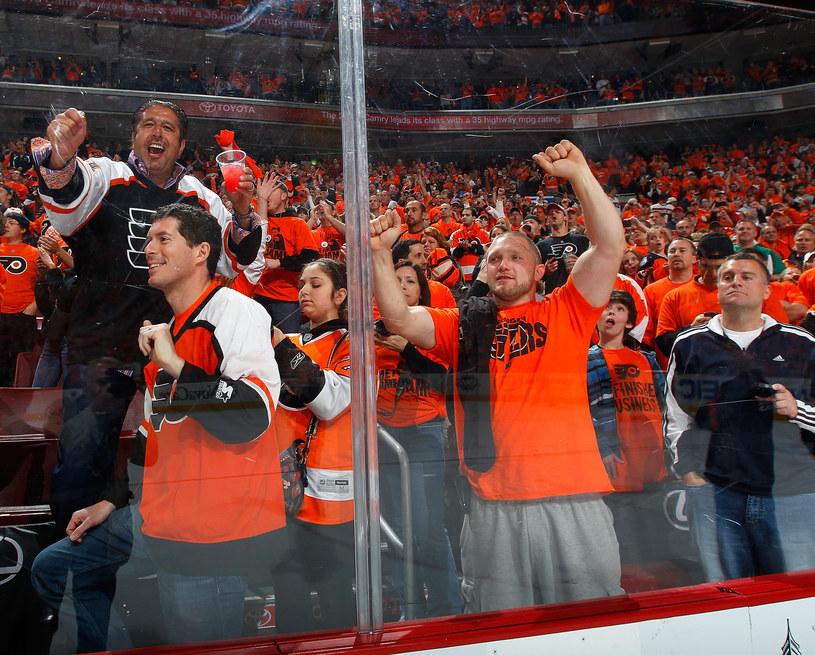 Nie tylko fani Philadelphia Flyers nie mogą doczekać się rozpoczęcia rozgrywek NHL /AFP