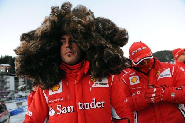 Nie tylko Fernando Alonso nie może doczekać się nowego bolidu Ferrari /AFP