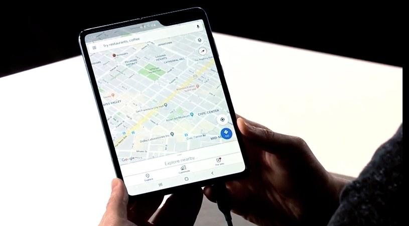 Nie tylko Fold - Samsung pracuje nad kolejnymi składanymi smartfonami /materiały prasowe