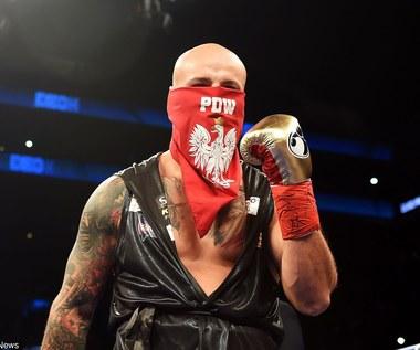 Nie tylko gongi: Piosenki na wyjścia bokserów