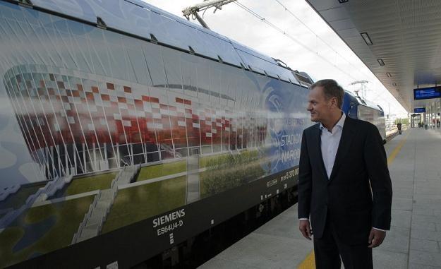 Nie tylko inwestycje budowlane potrafią być wyzwaniem dla PKP Polskich Linii Kolejowych /AFP