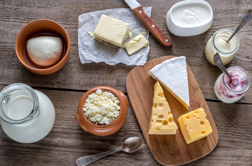 Nie tylko smaczne, również zdrowe. Poznaj siłę produktów bogatych w wapń /©123RF/PICSEL