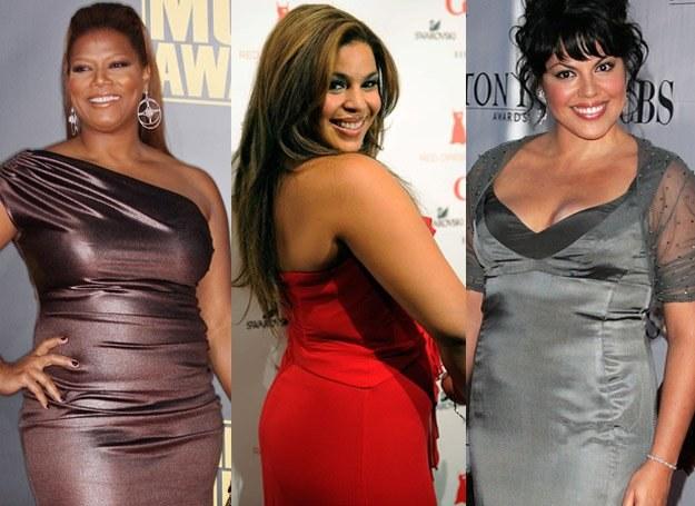 Nie tylko szczupłe kobiety są atrakcyjne! /Getty Images/Flash Press Media