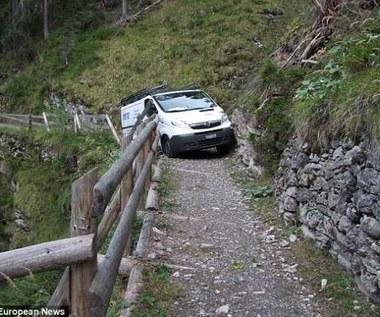 Nie ufaj nawigacji GPS