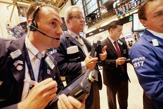 Nie ufają nam - w tydzień wycofali 1,1 mld dolarów! /AFP
