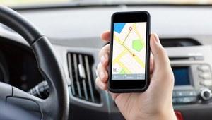 Nie używaj nawigacji w smartfonie…