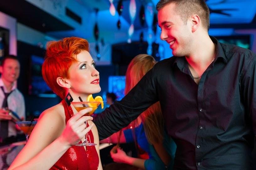 Flirten in disco