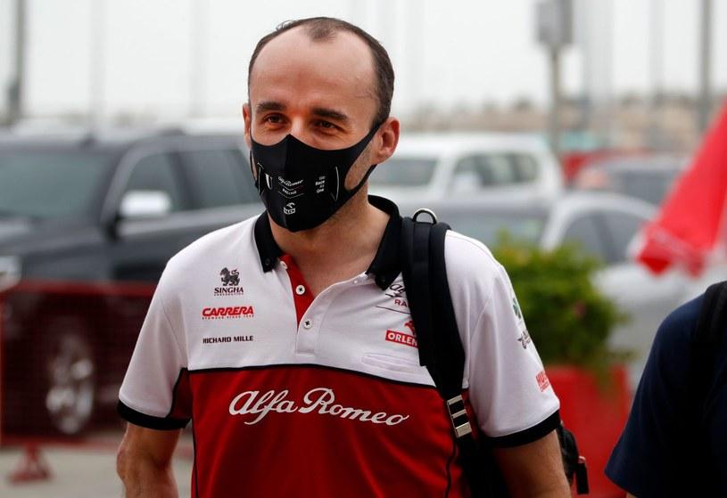Nie wiadomo czy Robert Kubica wystartuje w serii DTM w przyszłym sezonie /AFP