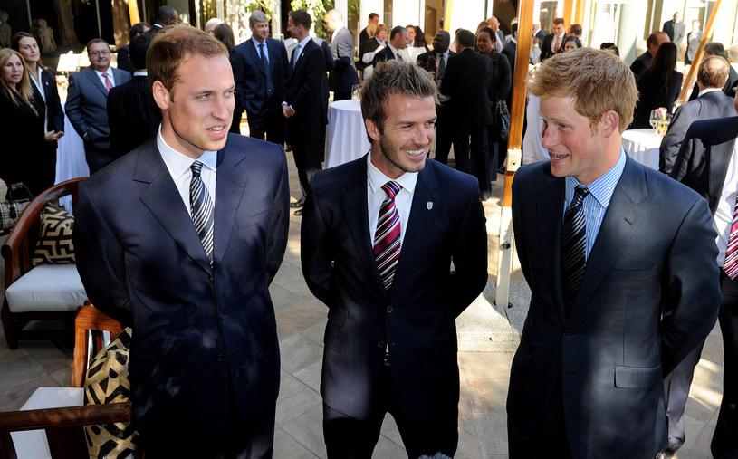Nie wiadomo, czy wśród 22 szczęśliwców znalazł się David Beckham  /Getty Images/Flash Press Media