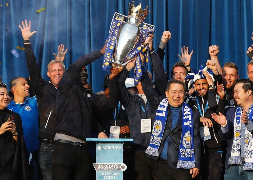 Nie widać końca świętowania w Leicester /AFP