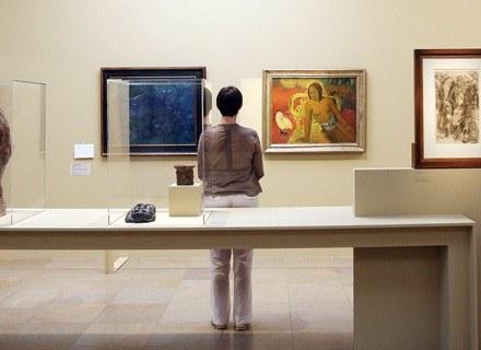 Nie wolno dotykać eksponatów! /AFP