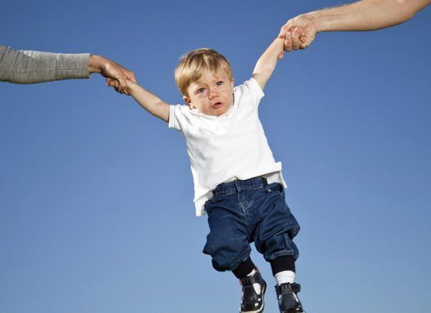 Nie wolno wykorzystywać dziecka do załatwiania spraw dorosłych /© Panthermedia