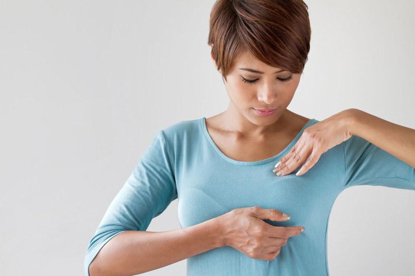 Nie wolno zaniedbywać badań piersi /123RF/PICSEL
