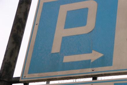 Nie wszędzie warto parkować... /INTERIA.PL