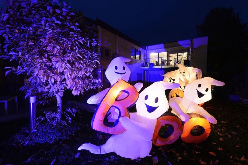 Nie wszyscy obchodzili Halloween na wesoło /AFP
