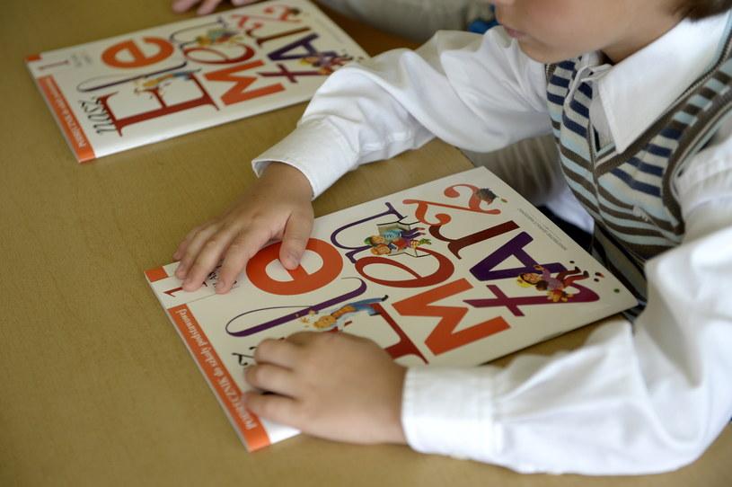 Nie wszystkie 6-latki poszły do szkoły /Darek Delmanowicz /PAP