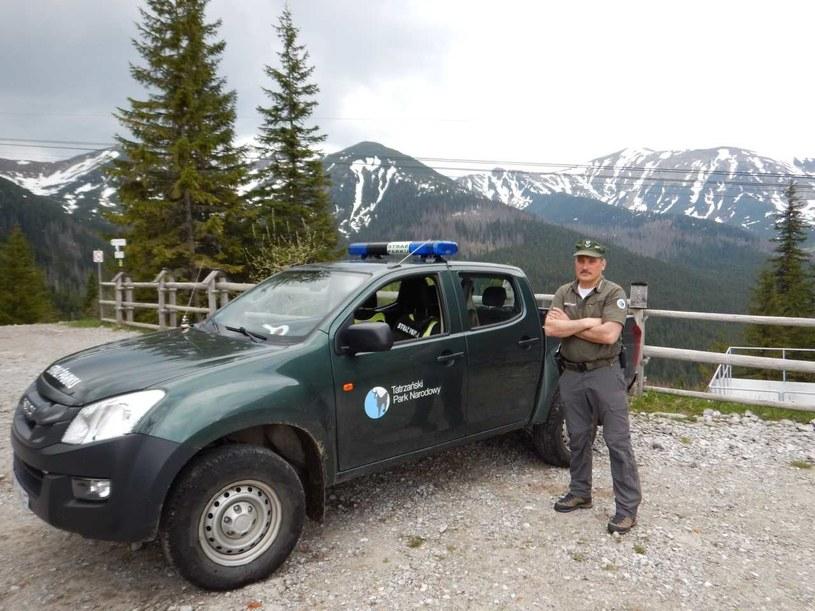 Nie wszystkie przestępstwa popełnione na terenie Tatrzańskiego Parku Narodowego są popełniane przez turystów /materiały prasowe